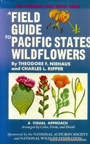 9780395216248: A Field Guide to Pacific States Wildflowers: Field Marks of Species Found in Washington, Oregon, California, and Adjacent Areas : A Visual Approach ... Detail (The Peterson Field Guide Series ; 22)