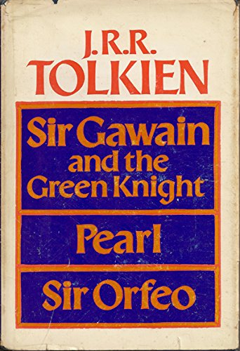 9780395219706: Title: Sir Gawain and the Green Knight Pearl and Sir Orfe