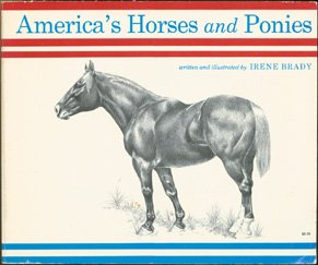 9780395240502: America's Horses and Ponies.