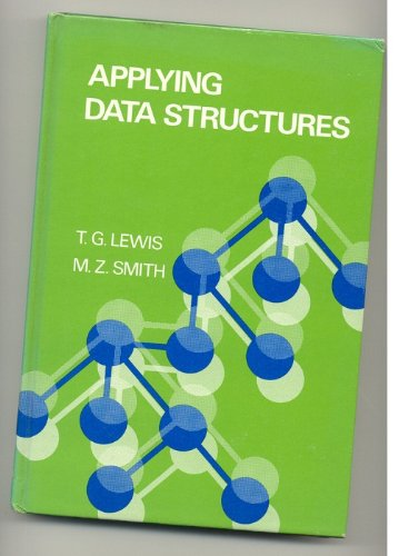9780395240601: Applying Data Structures