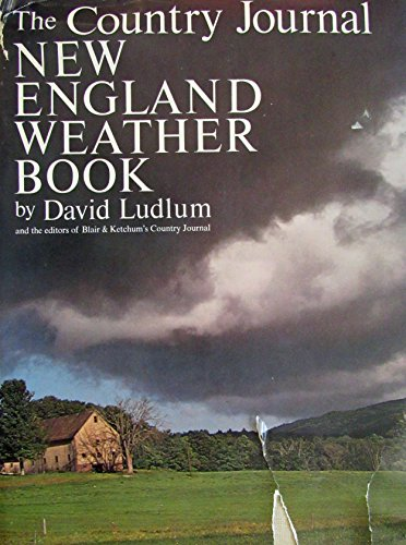9780395242995: The Country Journal New England Weather Book