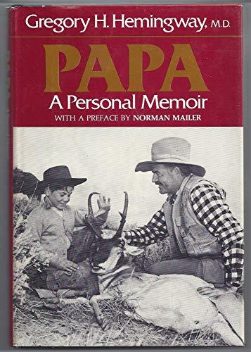 9780395243480: Papa: A Personal Memoir