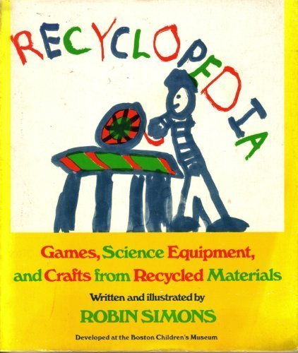9780395243800: Recyclopedia