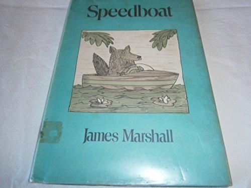 9780395243848: Speedboat