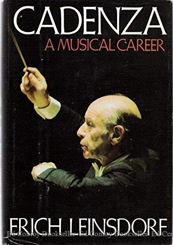 Cadenza: A Musical Career