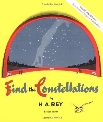 9780395244180: Find the Constellations