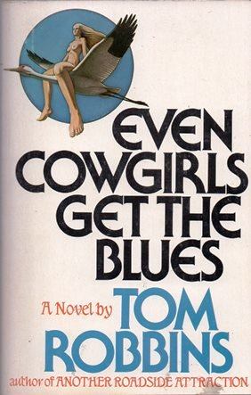 9780395245101: Even Cowgirls Get the Blues