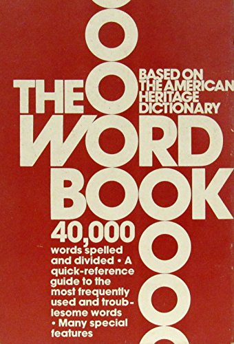 9780395245217: THE WORD BOOK
