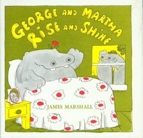 9780395247389: George and Martha Rise and Shine