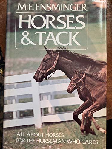 Horses & Tack: M Eugene Ensminger