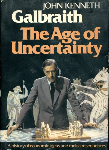 9780395249000: The Age of Uncertainty