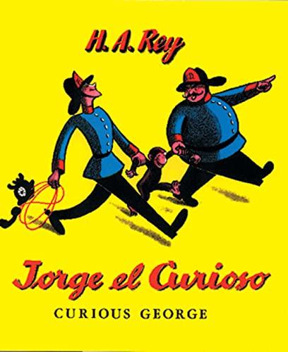 9780395249093: Jorge el Curioso (Curious George) (Spanish Edition)