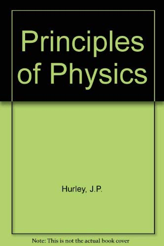 9780395250365: Principles of Physics