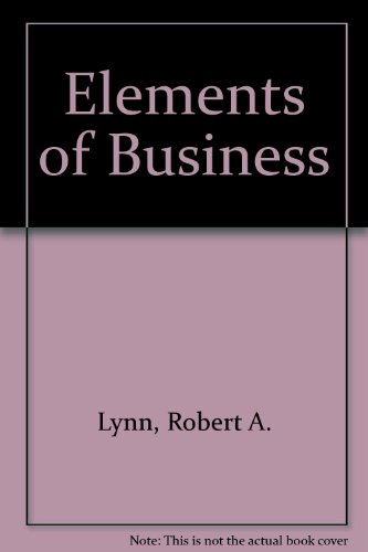 Elements of Business: James P. O'Grady;