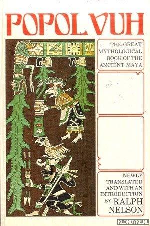 Popol Vuh: The Great Mythological Book of: NELSON, Ralph -