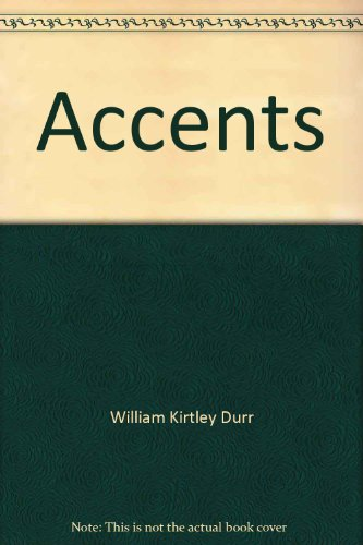 9780395252727: Accents (Houghton Mifflin reading series)