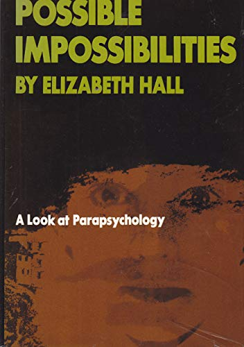 9780395252994: Possible Impossibilities: A Look at Parapsychology