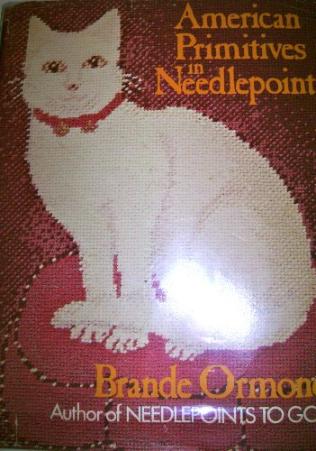 9780395254851: American Primitives in Needlepoint
