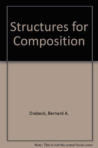 Structures for Composition: Hartley Pfeil; Bernard