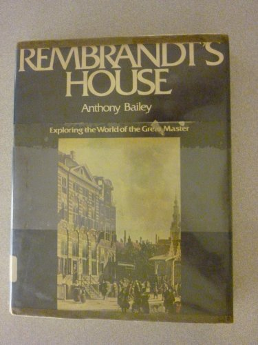 9780395257067: Rembrandt's house