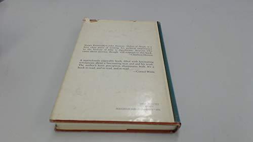 John Huston: Maker of Magic (signed): KAMINSKY, STUART