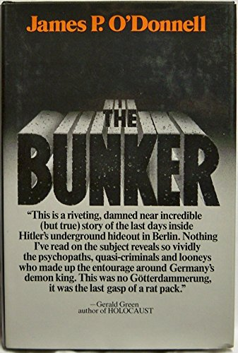 9780395257197: The Bunker