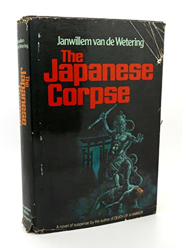9780395257777: The Japanese Corpse: A Novel