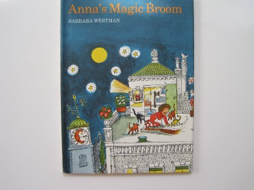 9780395257838: Anna's Magic Broom
