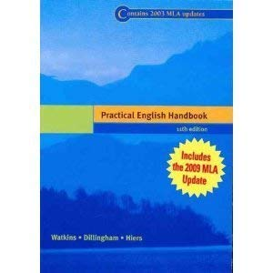 Practical English Handbook: Watkins, Floyd C.