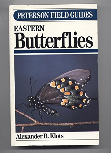 9780395258590: Field Guide to the Butterflies of North America: East of the Great Plains (Peterson Field Guides)