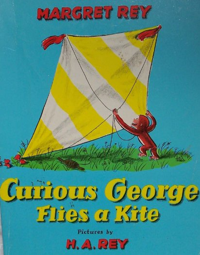 Curious George Flies a Kite: Rey, Margret