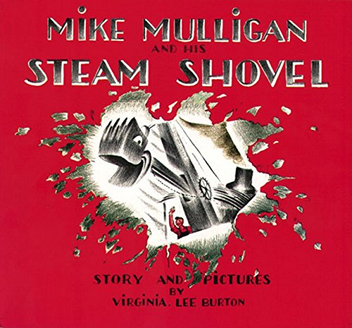 9780395259399: Mike Mulligan and His Steam Shovel (Sandpiper Books)