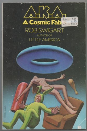 9780395263846: A.K.A. / A Cosmic Fable