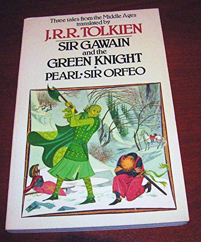 Sir Gawain and the Green Knight, Pearl,: J.R.R. Tolkien