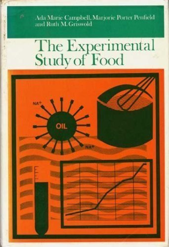 The experimental study of food