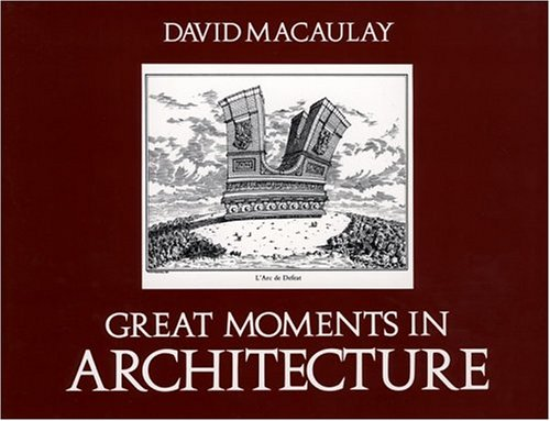 9780395267110: Great Moments in Architecture
