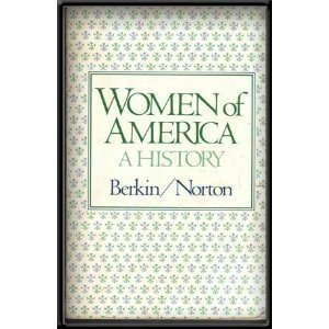 WOMEN OF AMERICA A History