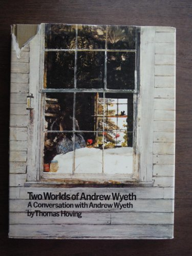 9780395270899: Two Worlds of Andrew Wyeth