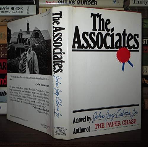 9780395270974: The associates: A novel
