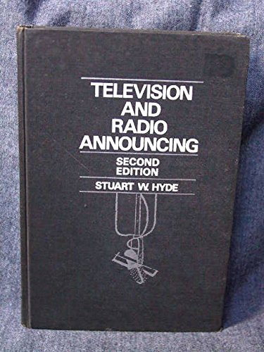 9780395271087: Television and Radio Announcing, Third Edition