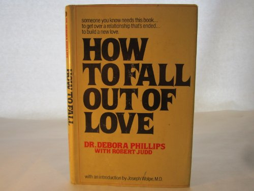9780395271162: How to Fall Out of Love