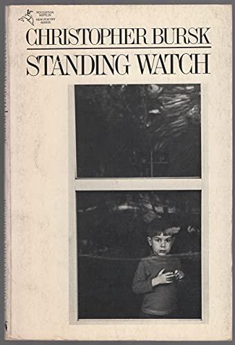 9780395271186: Standing Watch (Houghton Mifflin New Poetry Series)