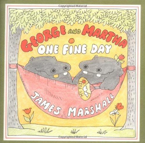 George and Martha One Fine Day: Marshall, James