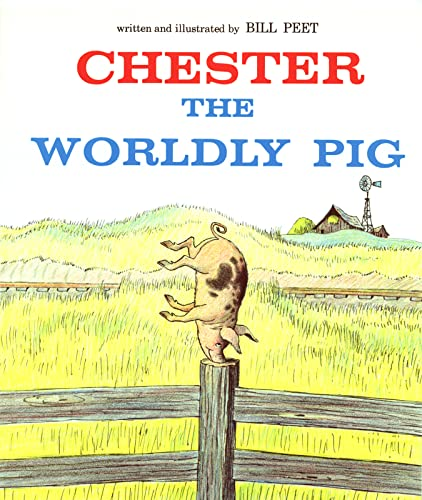 9780395272718: Chester the Worldly Pig
