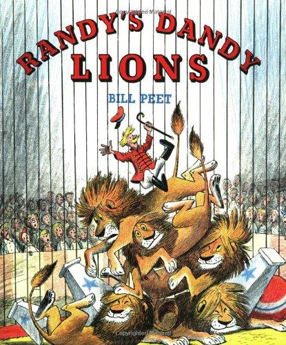 9780395274989: Randy's Dandy Lions