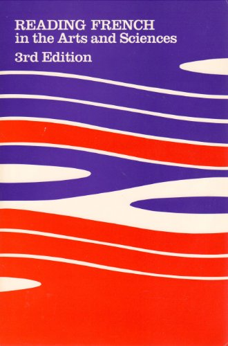 9780395275054: Reading French in the Arts and Sciences