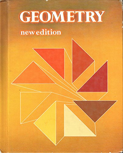 Geometry New Edition (0395275172) by Jurgensen / Brown / King