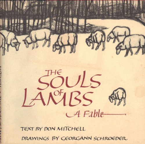 SOULS OF LAMBS: Mitchell, Don