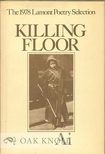 9780395275931: Killing Floor