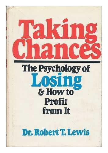 9780395276068: TAKING CHANCES